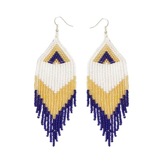 Fosterie: Marino Beaded Earrings