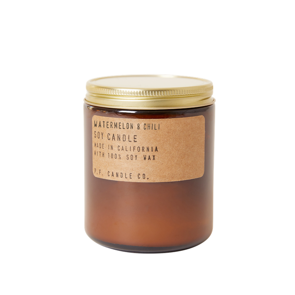 P.F. Candle Co.: Watermelon & Chili Soy Candle