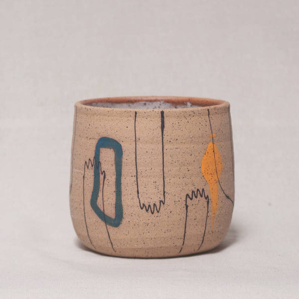 Echeri Ceramics: Raw Artisan Planter