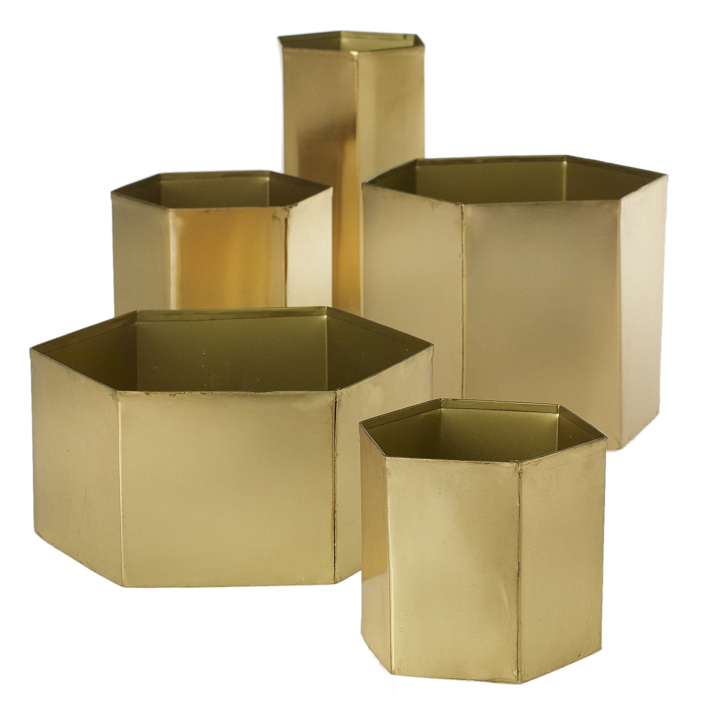 Golden Hexi Pot