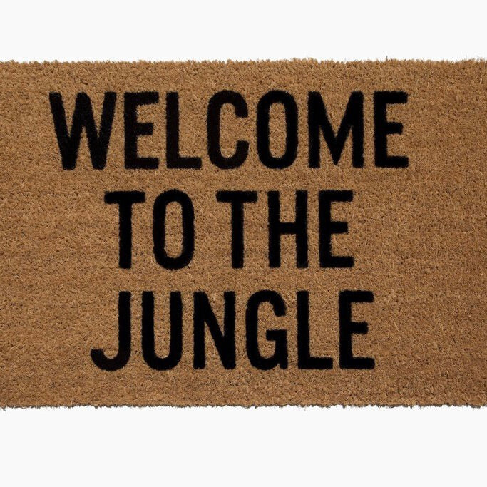 Welcome to the Jungle Doormat