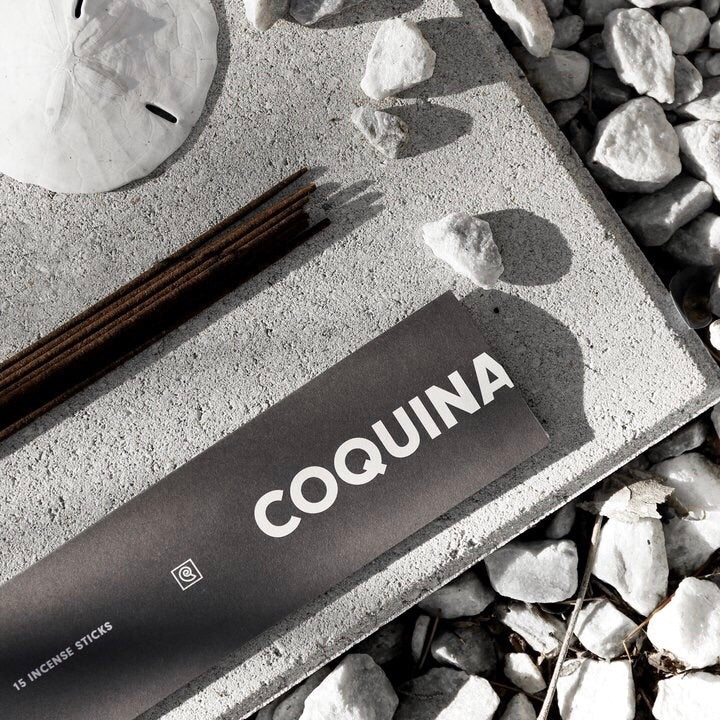 Yield Design: Incense in Coquina