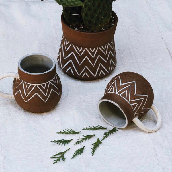 Easy to Breathe: Native Jarrita Planter