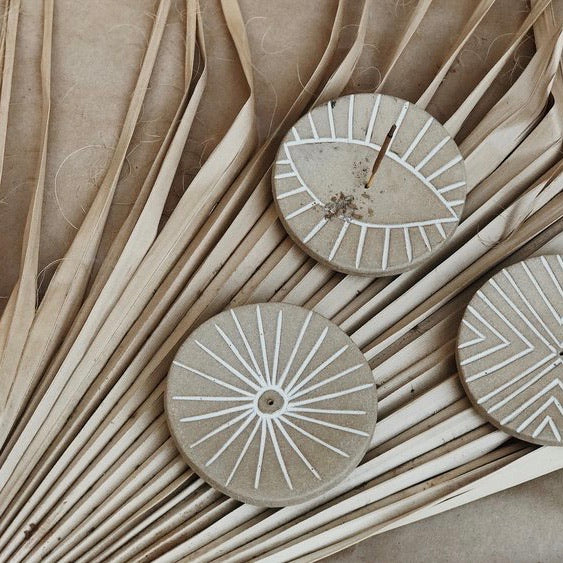 Easy to Breathe: Incense Holders