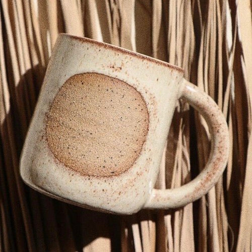 Easy to Breathe: Moon Mug