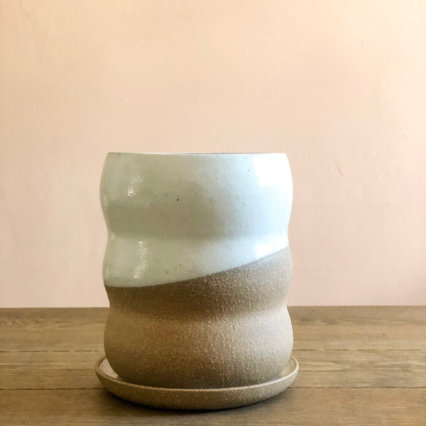 Held: Form Planter #4