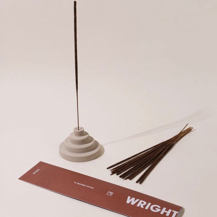 Yield Design: Incense in Wright