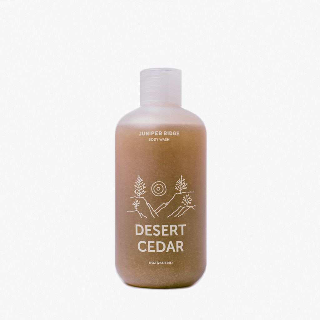 Juniper Ridge: Desert Cedar Body Wash