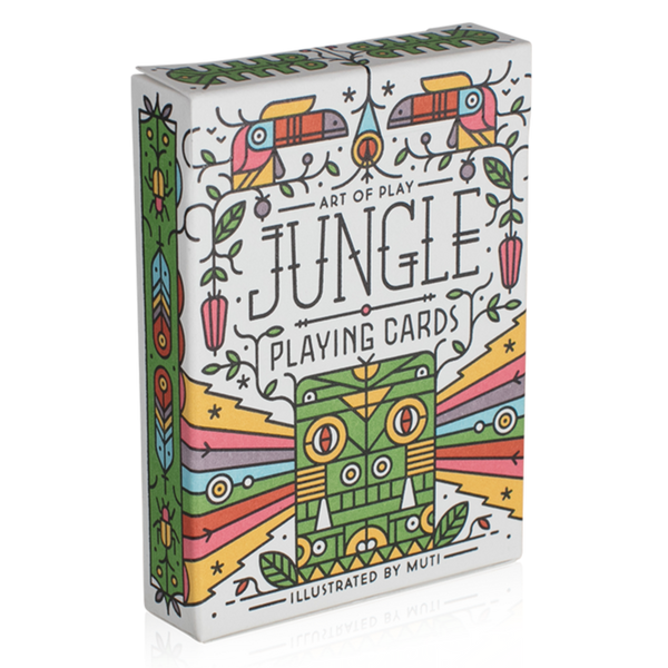 Art of Play: Jungle Playing Cards