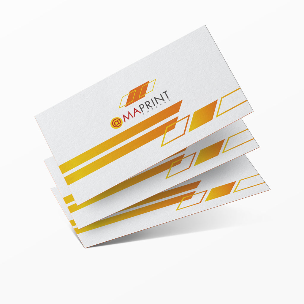 Business Card Laminated