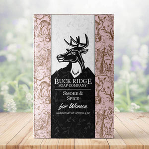 Smoke and Spice Handmade Soap ● Buck Ridge Supply - Mandala Sol