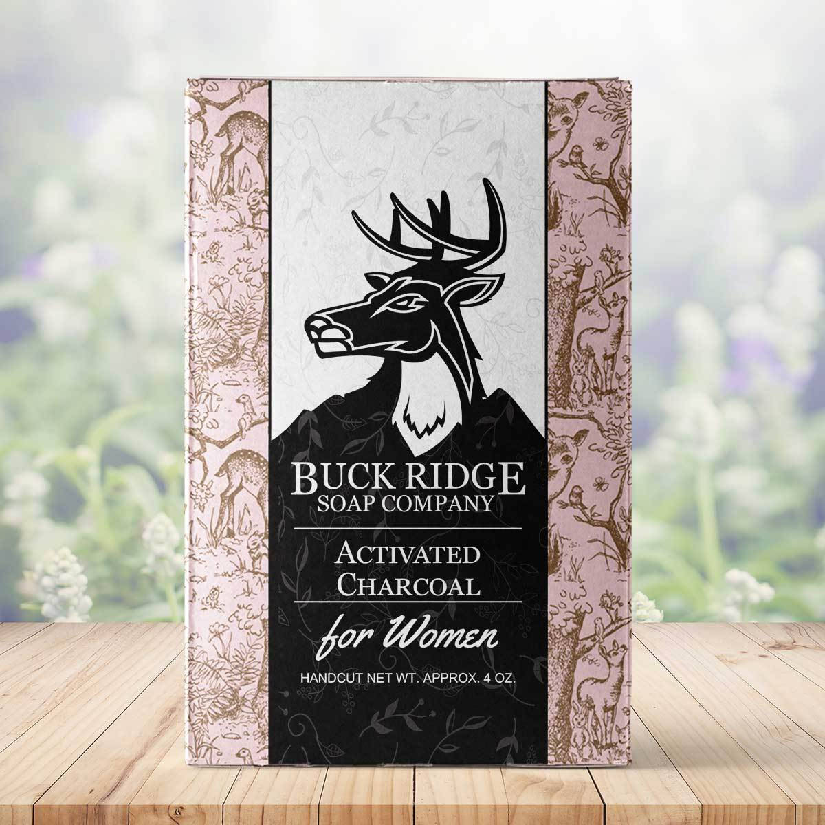 Activated Charcoal Handmade Soap ● Buck Ridge Supply Personal Care Buck Ridge Supply - Mandala Sol