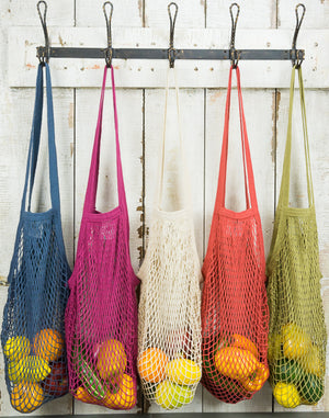 Farmer Market Collection ● Set of Six ● ECOBAGS® - Mandala Sol