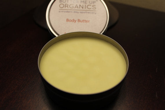 Body Butter ● 4 oz ● All Natural - Mandala Sol