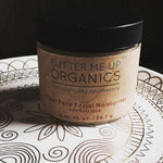 Clear Face Facial Moisturizer ● 2 oz ● All Natural Personal Care Butter Me Up Organics - Mandala Sol