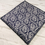 Dishcloths by Nature's Reusables ● Navy Rose - Mandala Sol