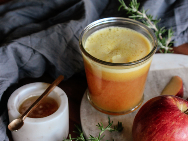 BE WELL: Revelation Apple Juice