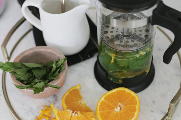 Refreshing Summer Tea Recipe