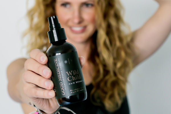 An Intuitive Ritual for Healthy Hair