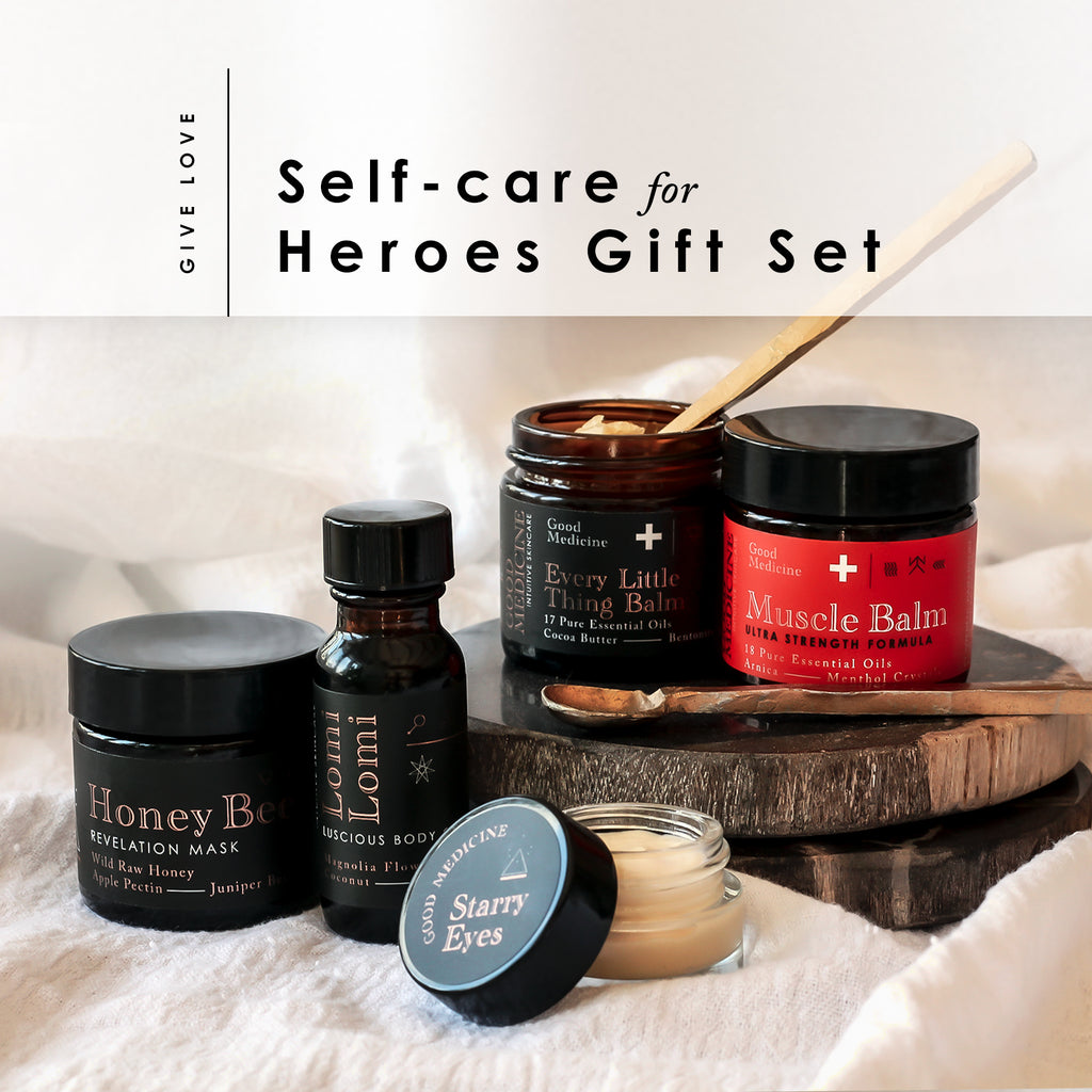 Selfcare for Heroes Gift Set