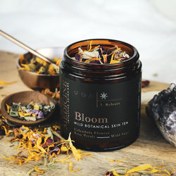 BLOOM WILD BOTANICAL SKIN TEA