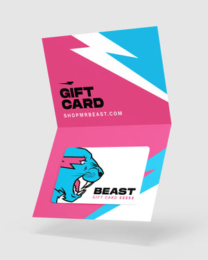 Mr Beast Digital Gift Card