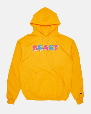 'Frosted Beast' Champion Pullover Hoodie