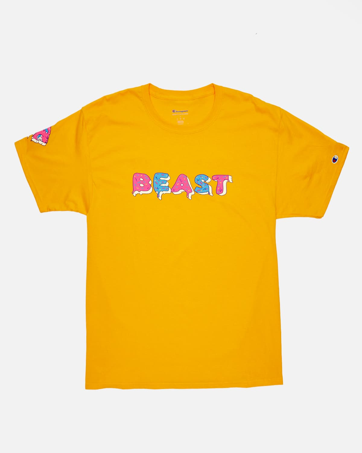 'Frosted Beast' Champion Tee