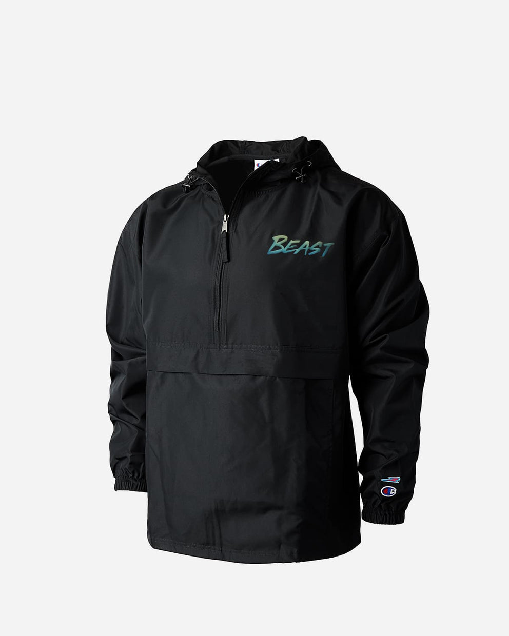 'Beast' Spectrum Reflective Champion Packable Anorak