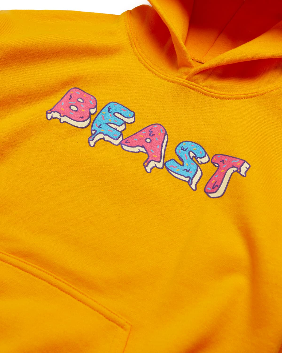 Youth 'Frosted Beast' Hoodie