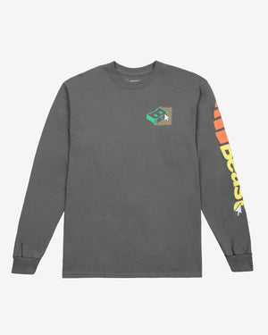 'Beast 98' Long Sleeve Tee