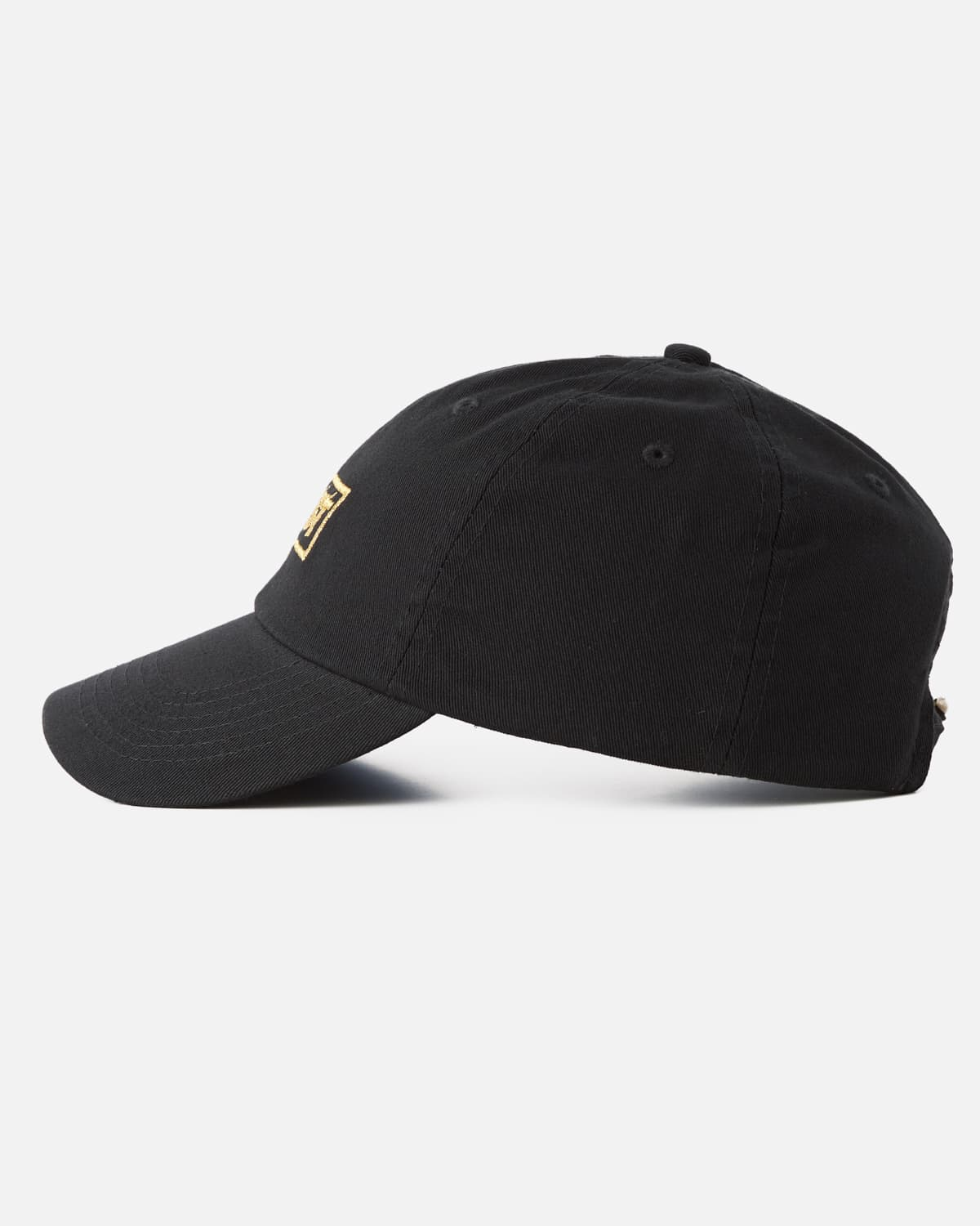'Beast' Dad Hat - Black/Gold