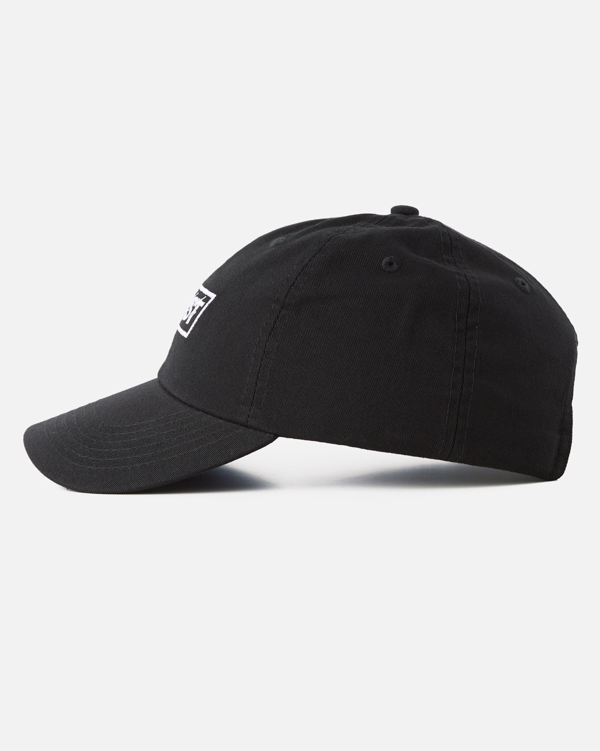 'Beast' Dad Hat - Black/White