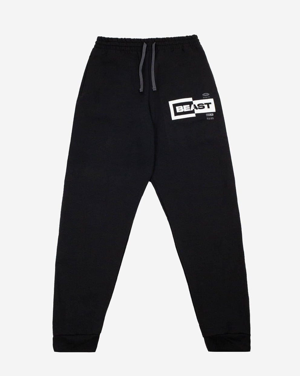 Beast Inverted Box Logo Joggers