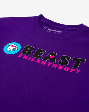 Beast 'Philanthropy' Long Sleeve Tee