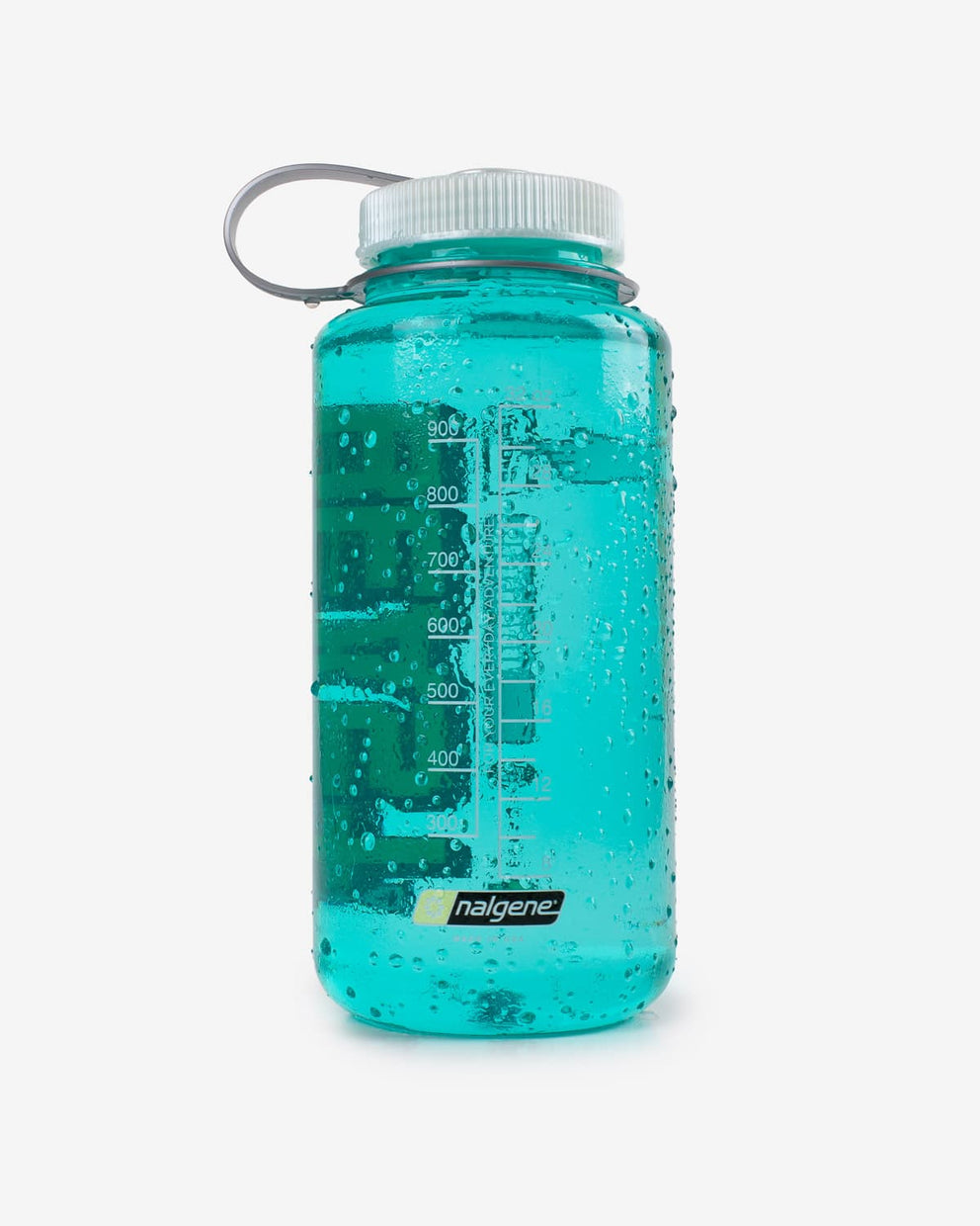 Beast 'Upload' 32 oz. Wide-Mouth Nalgene - Blue