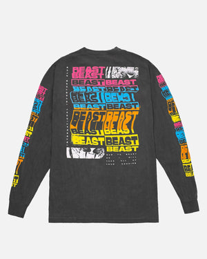 MrBeast 'Vandal' Long Sleeve Tee