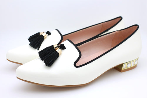 Patent Pointed Toe Flats - LoveSylvester