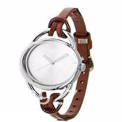 Leather Strap Quartz Watch - LoveSylvester