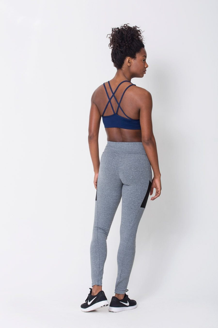 Grey Workout Legging - LoveSylvester