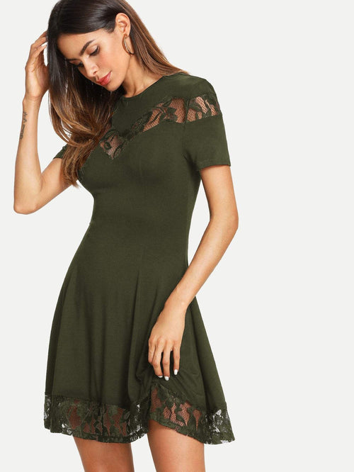Fit & Flare Dress - LoveSylvester