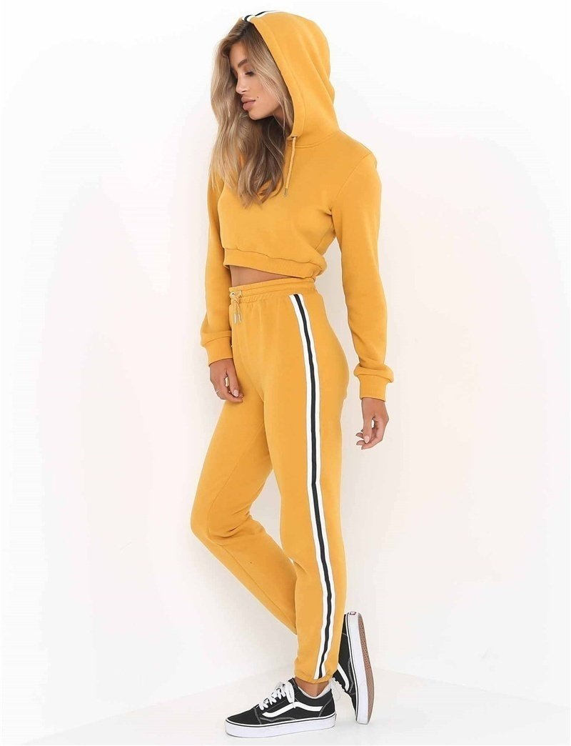Sports Tracksuit Set - LoveSylvester