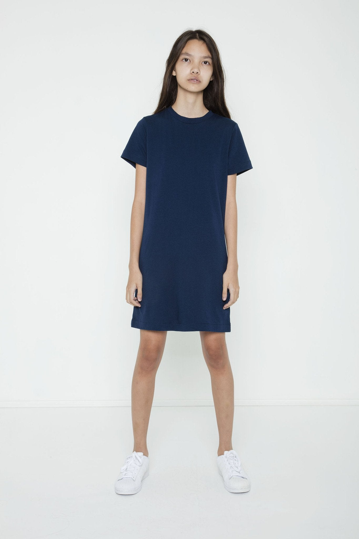 Blank Canvas T Shirt Dress - LoveSylvester