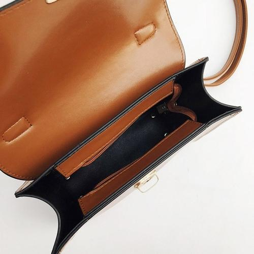 Black Messenger Bag - LoveSylvester