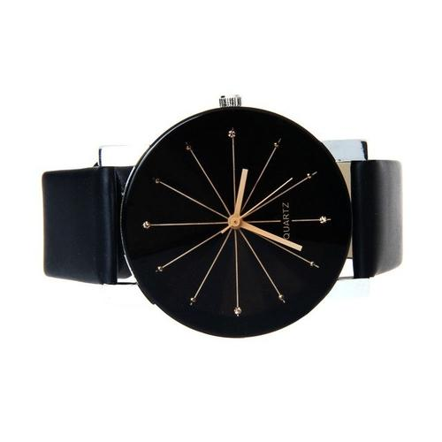 Luxury Black Watch - LoveSylvester