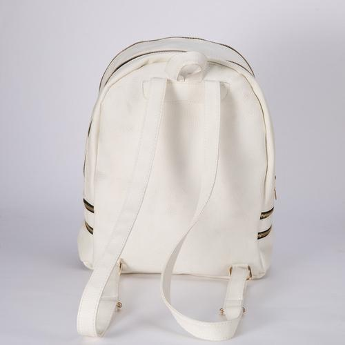 Preppy Leather Backpack - LoveSylvester