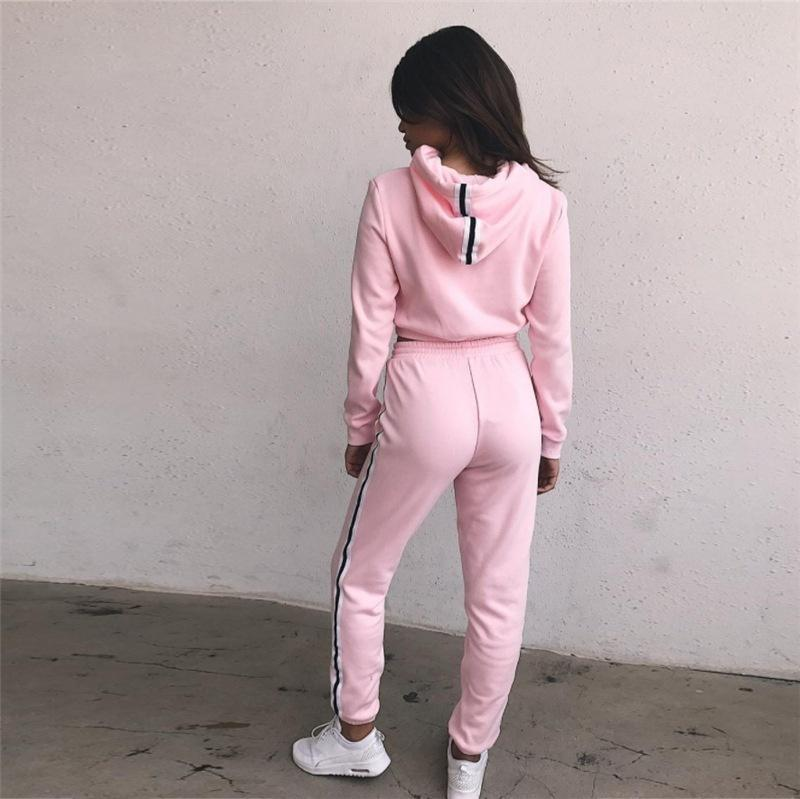 Athletic Track Suit - LoveSylvester