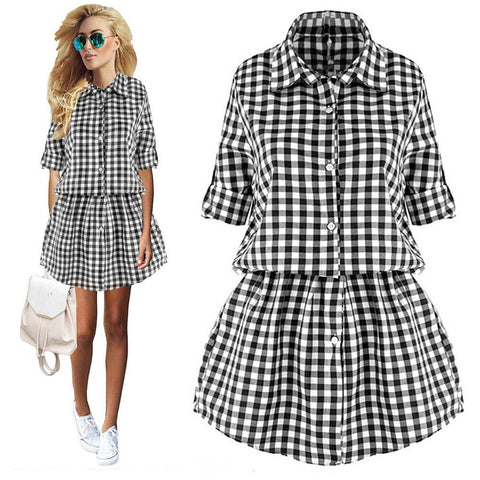 Surplice Wrap Knot Dress