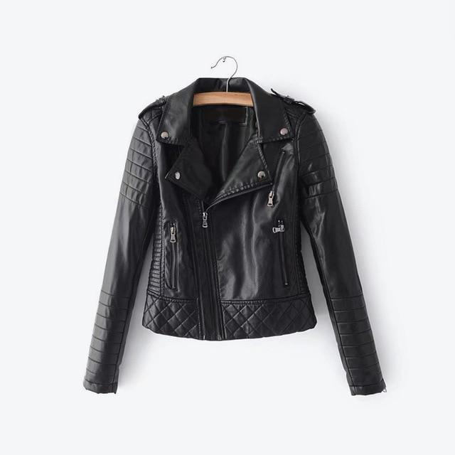 Motorcycle Soft LeatherJacket - LoveSylvester