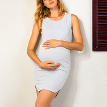 Maternity Bodycon Sundress